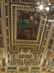Alexandra Guilded Ceiling
